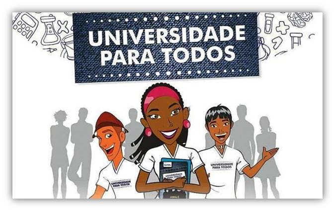UPT - UNIVERSIDADE PARA TODOS